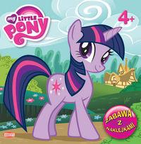 My Little Pony Zabawa z naklejkami