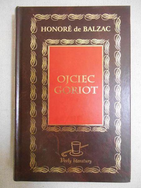 Balzac Honore - Ojciec Goriot