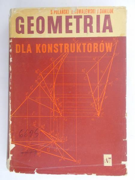 Polański S., Kowalewski A. - Geometria dla konstruktorów