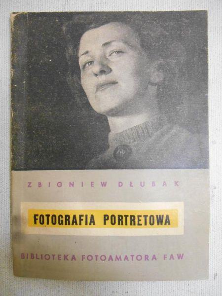 Dłubak Zbigniew - Fotografia portretowa