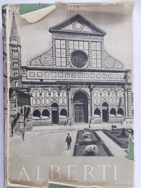 Alberti Leon - Ksiąg dziesięć o sztuce budowania