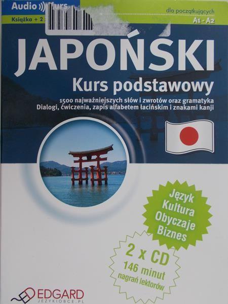 Kostrzębska Karolina (red.) - Japoński. Kurs podstawowy