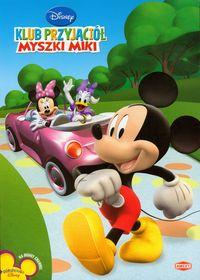 Klub Przyjaciół Myszki Miki Kolorowanka