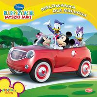 Klub Przyjaciół Myszki Miki Malowanka dla malucha
