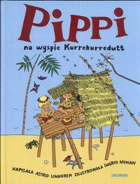 Lindgren Astrid - Pippi na wyspie Kurrekurredutt