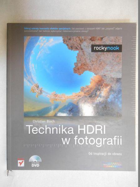 Bloch Christian - Technika HDRI w fotografii + CD