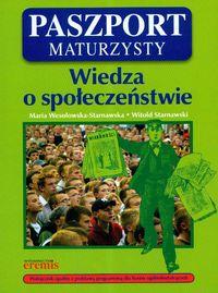 Starnawski Witold - Paszport maturzysty. Wiedza o społeczeństwie