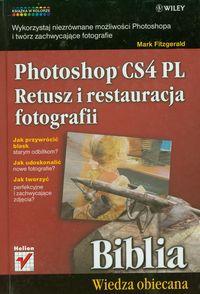 Fitzgerald Mark - Photoshop CS4 PL Retusz i restauracja fotografii Biblia