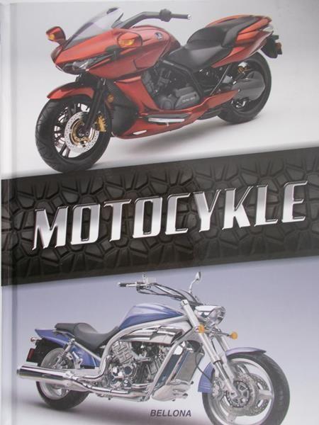 Jędrzejewski Krzysztof (red.) - Motocykle