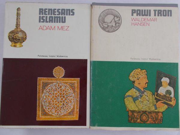 Hansen Waldemar / Mez Adam - Pawi tron / Renesans Islamu