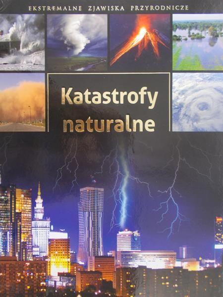 Sławomir Kobojek - Katastrofy naturalne