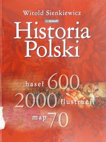 Sienkiewicz Witold - Historia Polski