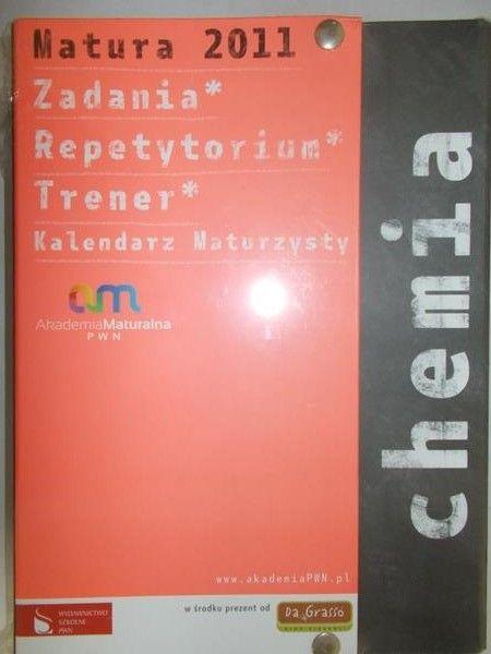 Krzeczkowska Małgorzata - Pakiet maturalny 2011 Chemia