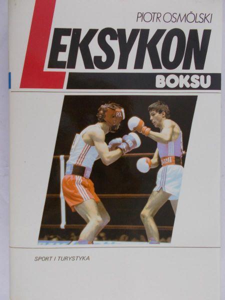 Osmólski Piotr - Eksykon boksu