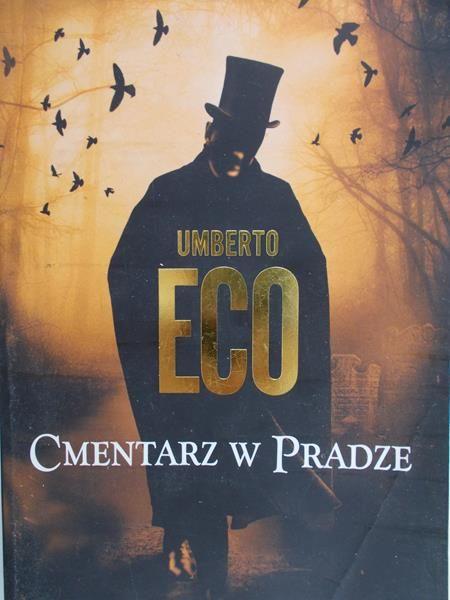 Eco Umberto - Cmentarz w Pradze