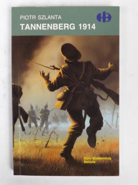 Szlanta Piotr - Tannenberg 1914