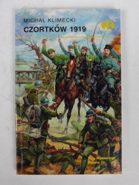 Klimecki Michał  - Czortków 1919