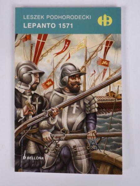 Podhorodecki Leszek - Lepanto 1571