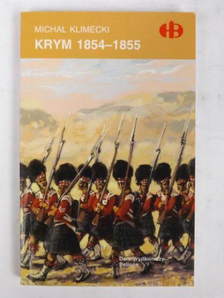 Klimecki Michał - Krym 1854-1855