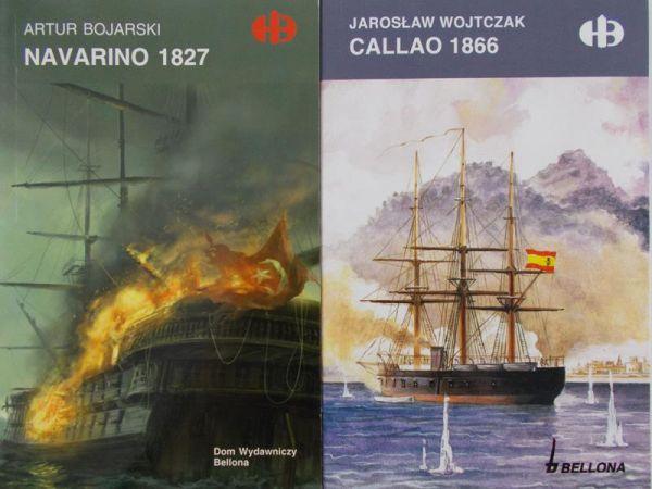 Bojarski Artur/ Wojtczak Jarosław - Navarino 1827/Callao 1866