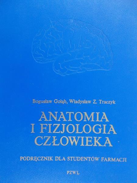 Gołąb Bogusław- Anatomia i fizjologia człowieka