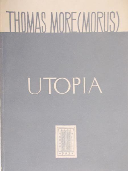 More Thomas - Utopia