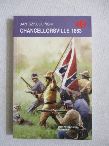 Szkudliński Jan - Chancellorsville 1863, Historyczne Bitwy