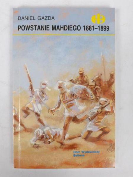 Gazda Daniel - Powstanie Mahdiego 1881-1899