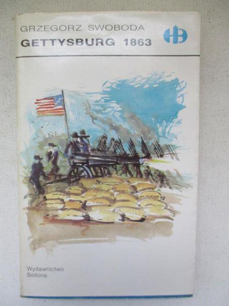 Swoboda Grzegorz - Gettysburg 1863