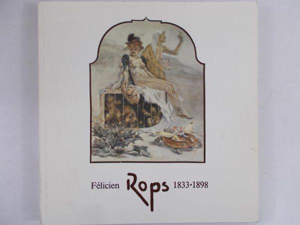 Białostocki Jan (red.) - Felicien Rops 1833-1898