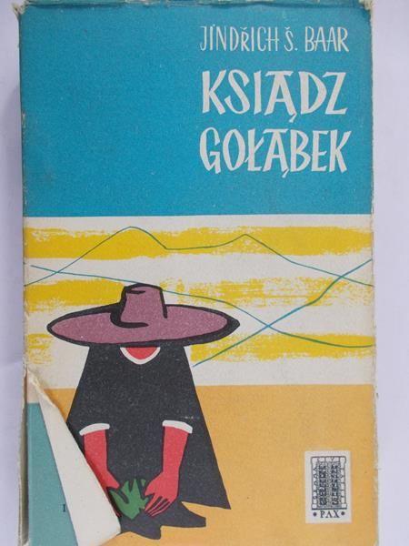 Baar Jindrich - Ksiądz Gołąbek