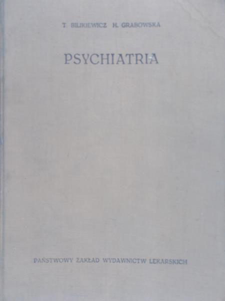 Bilkiewicz Adam - Psychiatria