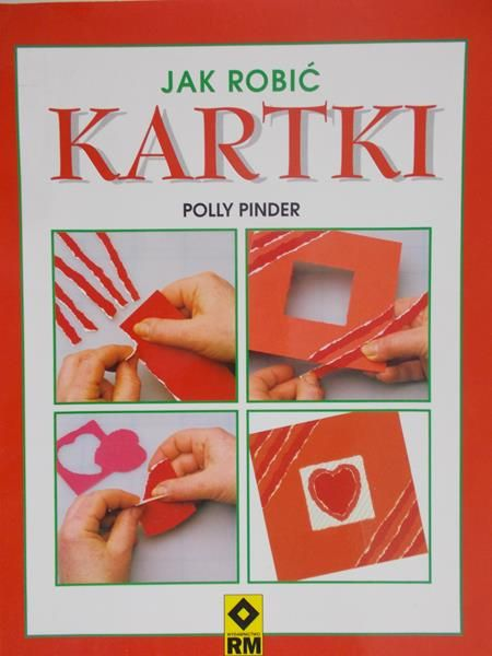 Pinder Polly - Jak robić kartki