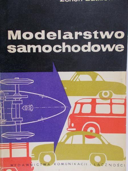 Dutkiewicz Zenon - Modelarstwo samochodowe