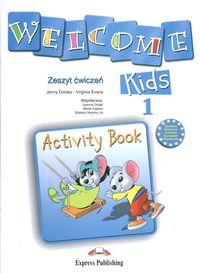 Evans Virginia - Welcome Kids 1: Activity Book