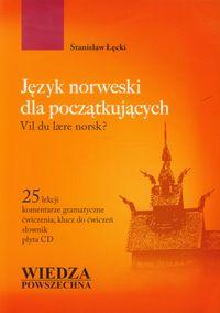 Łęcki Stanisław - Język norweski dla początkujących z płytą CD, Nowa