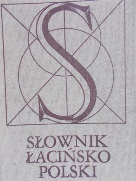 Kumaniecki Kazimierz (opr) - Słownik łacińsko - polski