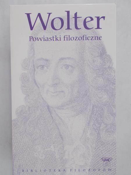 Wolter - Powiastki filozoficzne