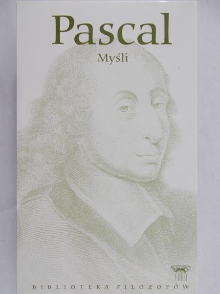 Pascal Blaise - Myśli