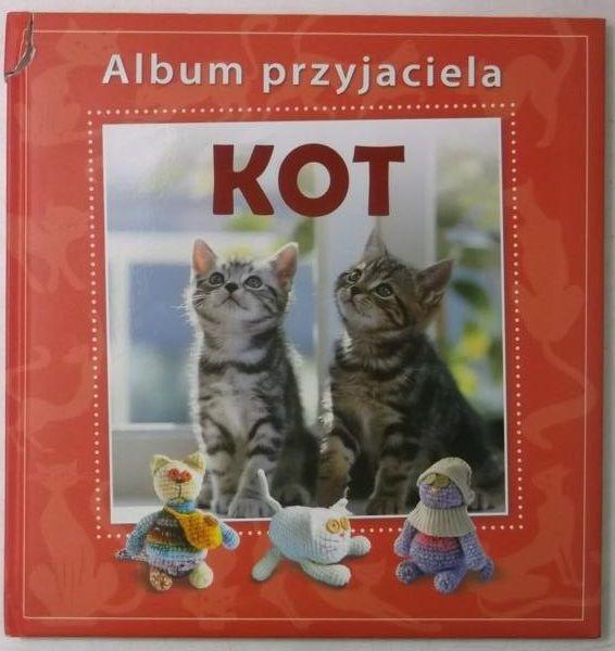 Kot. Album przyjaciela