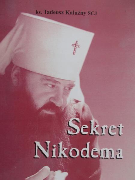 Kałużny Tadeusz - Sekret Nikodema