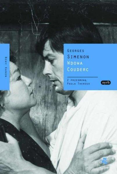 Simenon Georges - Wdowa Couderc