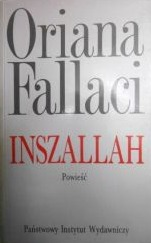 Znalezione obrazy dla zapytania Oriana Fallaci : Inszallah