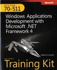 Mcts self paced training kit exam 70 511 content cd