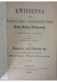 Kwindenna czyli piętnaście sobót, poprzedających Święto Matko Boskiej Różańcowej, 1876r.