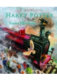 Harry Potter i Kamień Filozoficzny wyd. ilustrowan