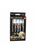 Rainbow Kredki żelowe zapachowe 5 kolorów