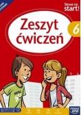 J.Polski SP  6 Słowa na start! ćw NE