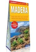 Madera laminowany map&guide XL 2w1: przewodnik i mapa