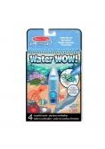 Kolorowanka wodna Podwodny Świat